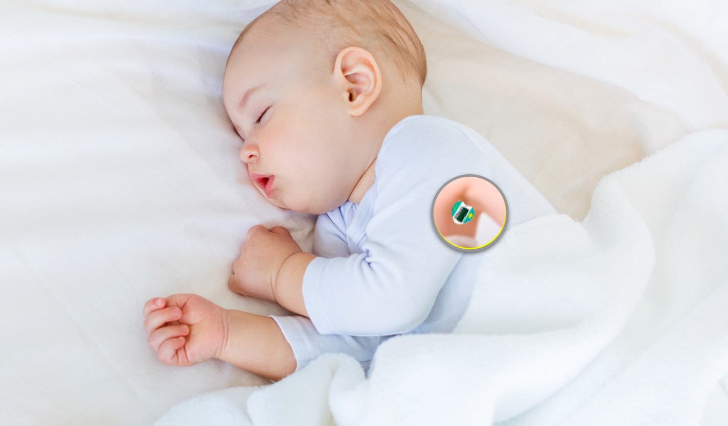 TraxIt Wearable Thermometer