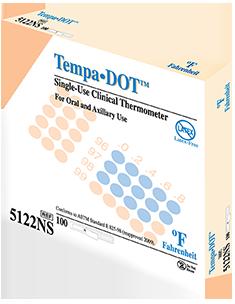 TempaDOT 100 Pack 304 Height